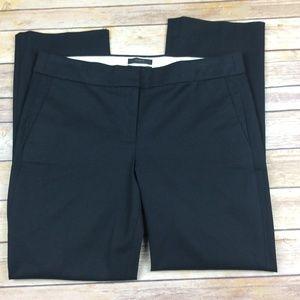 J.Crew Campbell Fit Black Dress Pants